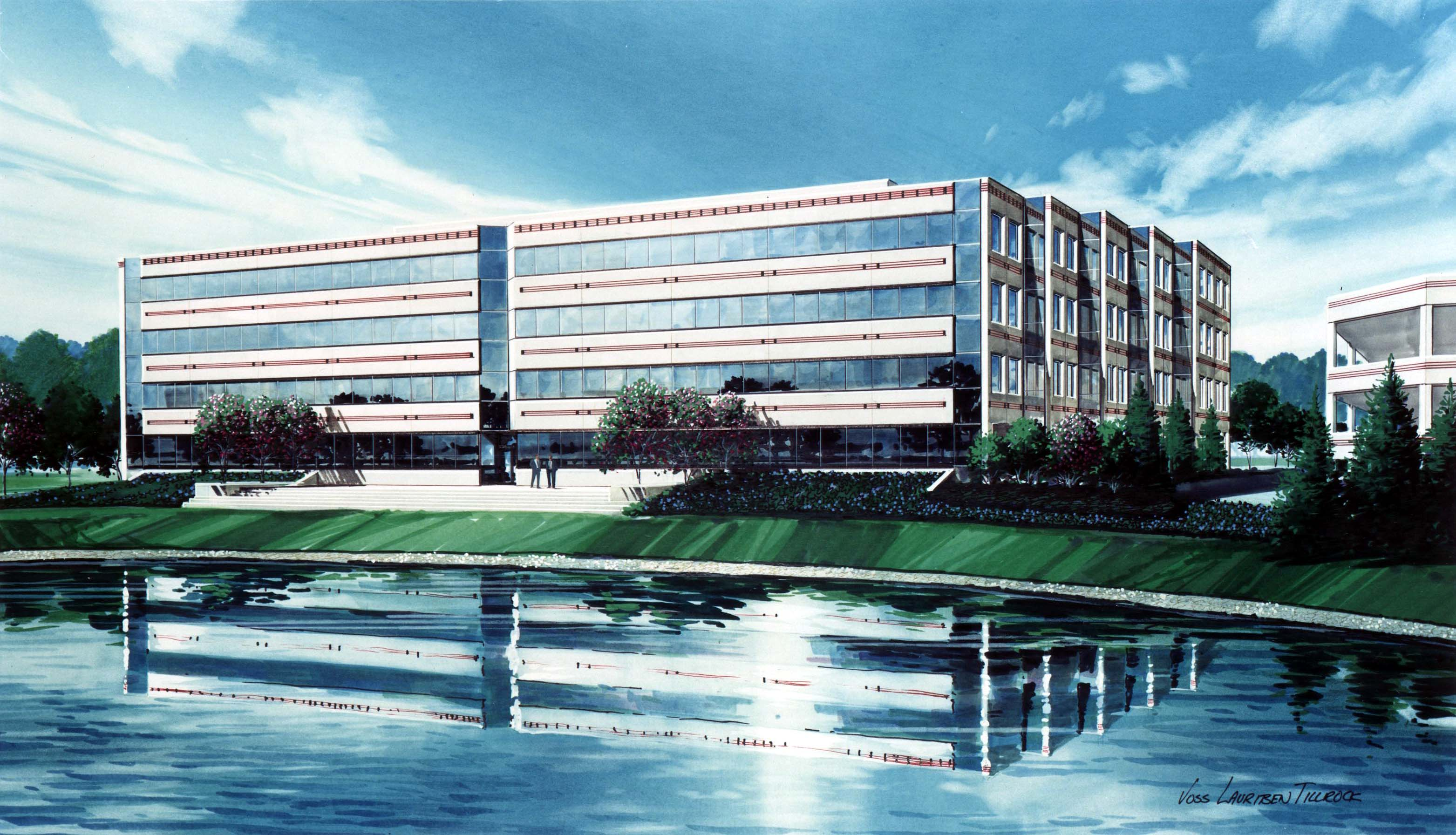 Schaumburg Office Center